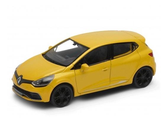 Auto Renault Clio Sr Coleccion Metal Esc 1:34