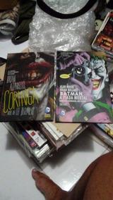 Kit Hq - Batman Piada Mortal + Coringa Brian Azzarello