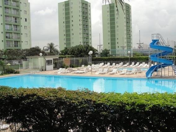 Apartamento Em Sacomã, São Paulo/sp De 52m² À Venda Por R$ 255.000,00 - Ap322440
