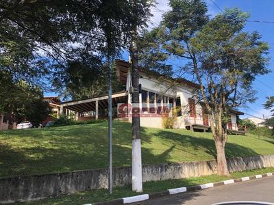 Casa Com 3 Dormitórios À Venda, 272 M² Por R$ 1.800.000 - Condomínio Arujazinho Iv - Arujá/sp - Ca1406