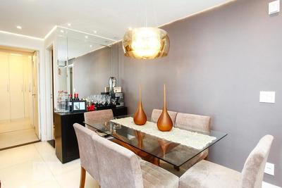 Apartamento No 16º Andar Mobiliado Com 1 Dormitório E 1 Garagem - Id: 892917126 - 217126