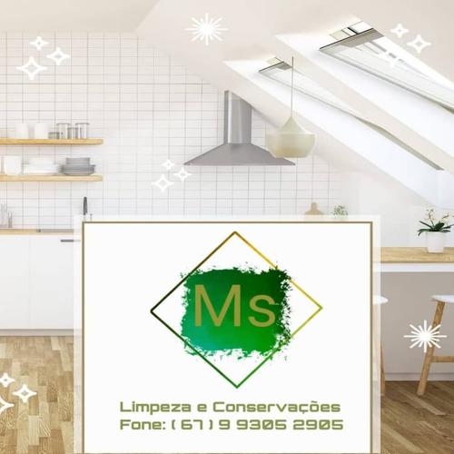 Imagem 1 de 5 de Ms Limpeza E Conservações