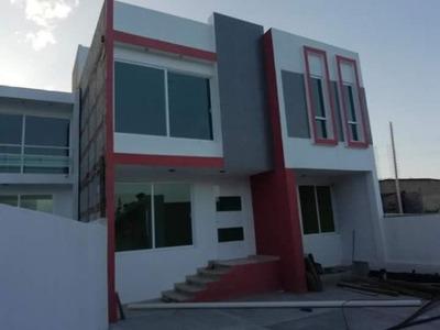 Casa En Venta, La Conquista Atlihuetzia, Tlaxcala