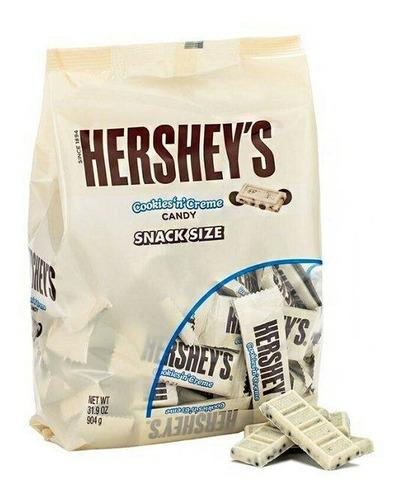 Hershey's Cookies N' Creme Mini X75 Unidades