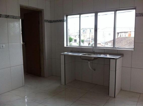 Casa Em Parque São Vicente, São Vicente/sp De 63m² 1 Quartos À Venda Por R$ 145.000,00 - Ca312492