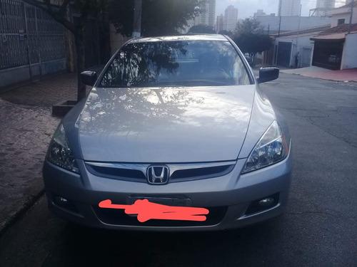 Honda Accord 2007 3.0 V6 Ex 4p