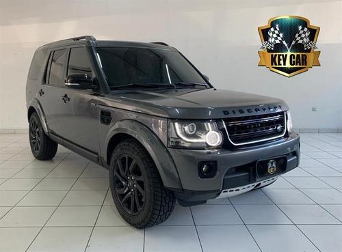 Imagem 1 de 11 de Land Rover Discovery  3.0 Sdv6 Se 4wd Diesel Automático