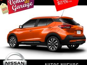 Nissan Kicks Sense T/m 2018
