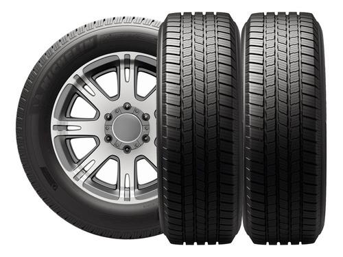 Kit X3 Neumáticos Michelin X Lt A/s - Cubiertas 275/55 R20 R