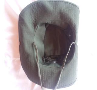 Sombrero Gorro Selvático Tactico Militar De Cazador