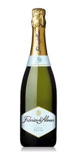 Champagne Espumante Federico Alvear Dulce 750ml 01almacen