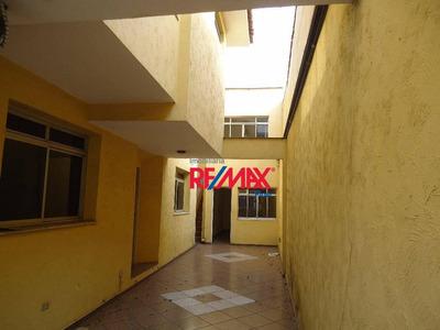 Casa Comercial, Vila Clementino, 280 M², 9 Salas, 6 Vagas - Ca0775