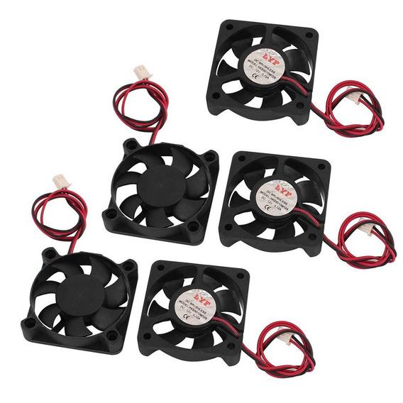 Ventiladores Refrigeracao Fios 12v Para Case(5pcs)