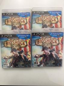 Bioshock Infinite - Mídia Física - Legenda Em Português Ps3