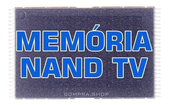 Memória Nand Tv Samsung Un32d5500 Un40d5500 Un46d5500 Atual