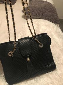 Venta caliente 2019 Precio de fábrica 2019 muy genial Chaqueta Chanel - Carteras de Símil cuero Negro en Mercado ...
