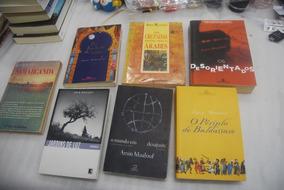 Lote 7 Livros Amin Maalouf