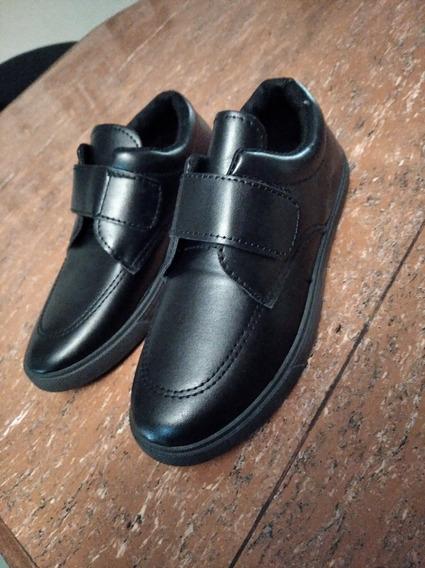 Zapatos Casuales O Colegiales