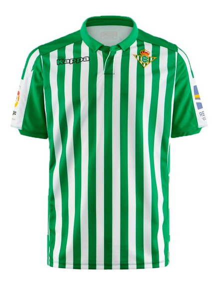 Camisa Do Real Betis Torcedor Oficial - Compre Agora