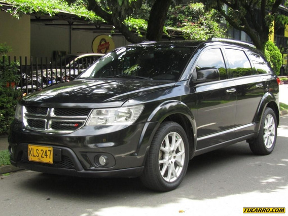 Dodge Journey Crew 3600 Cc 7 Psj