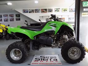 Kawasaki Kfx700 Verde 2007