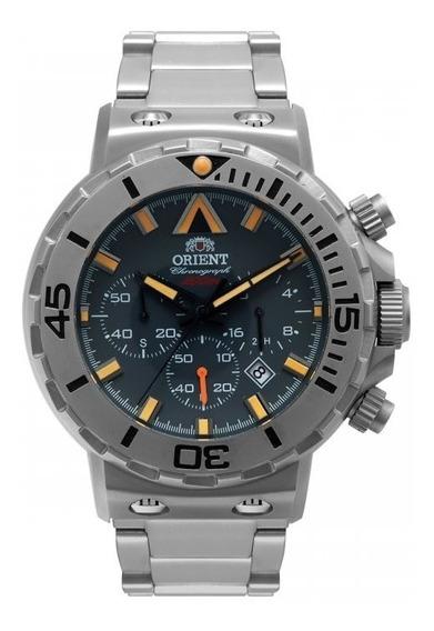 Relógio Orient Masculino Mbssc095 G1sx 200 Metros