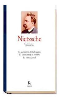 Grandes Pensadores Gredos Nº 01 Nietzsche I