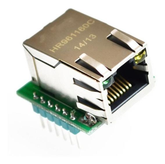 Módulo Ethernet W5500 Lite - 10 Unidades