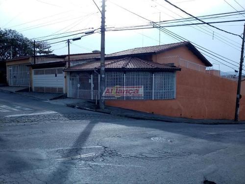Casa Com 2 Dormitórios À Venda, 250 M² Por R$ 750.000 - Vila Rosália - Guarulhos/sp - Ai9765