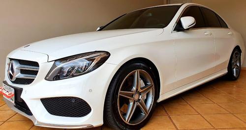 Mercedes-benz Classe C 2016 2.0 Sport Turbo 4p