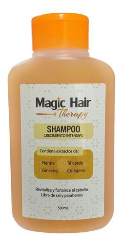 Shampoo Crecimiento Intensivo Magic Hair - mL a $64