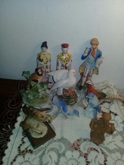Inospeli Lote Adornos De Vitrina . Porcelanas Y Ceramicas.