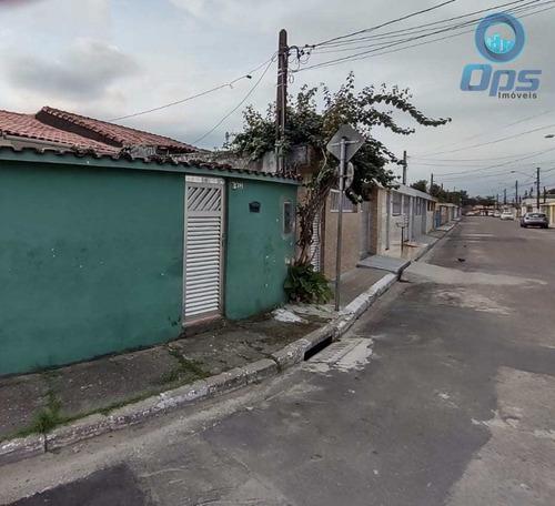 Imagem 1 de 25 de Casa Com 2 Dorms, Jardim Castelo, Santos - R$ 330 Mil, Cod: 5149 - V5149