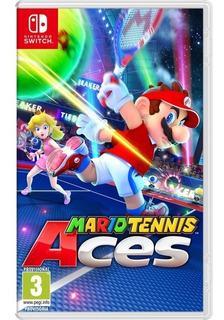 Mario Tennis Aces Nintendo Switch - Prophone