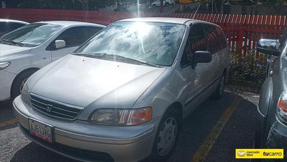 Honda Odyssey Sport Wagon