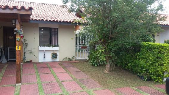 Casa Em Cond. Fechado, 03 Dorms, Campo Limpo