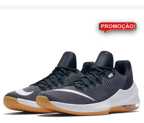 Tênis Nike Air Max Infuriate 2 Low - Light Carbon
