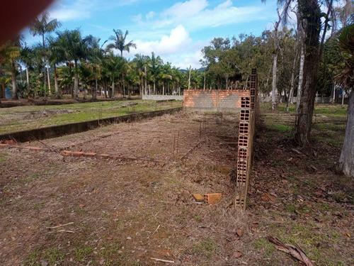 Imagem 1 de 12 de Terreno No Clube Terras Sta Barbara -cond Fechado