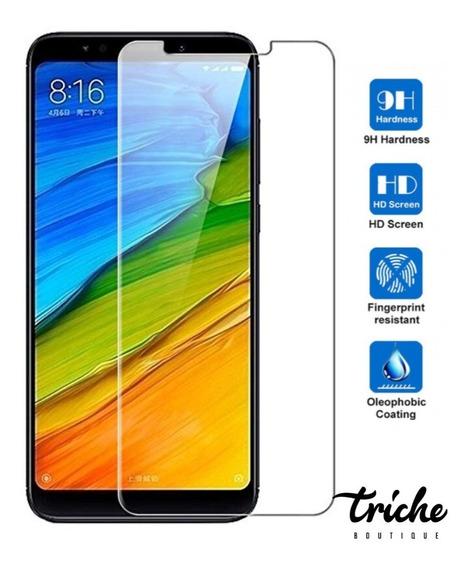 Cristal Templado Mica Contra Golpes Xiaomi Redmi 5 Plus