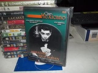 Dvd Miradas Que Matan Con Resortes Cine