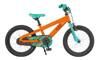 Bicicleta Scott Niño Rodado J16 Nueva Sin Uso