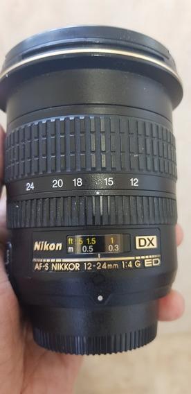 Nikon 12-24mm F4 G Ed