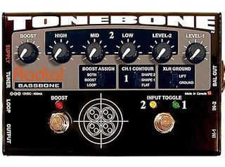 Preamp Para Bajo Radial Tonebug Bassbone V2