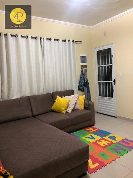 Sobrado Com 3 Dormitórios À Venda, 68 M² - Vila Lavínia - Mogi Das Cruzes/sp - So0145
