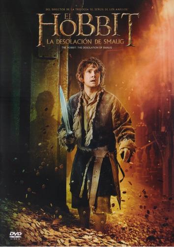 El Hobbit La Desolacion De Smaug Pelicula Original Dvd
