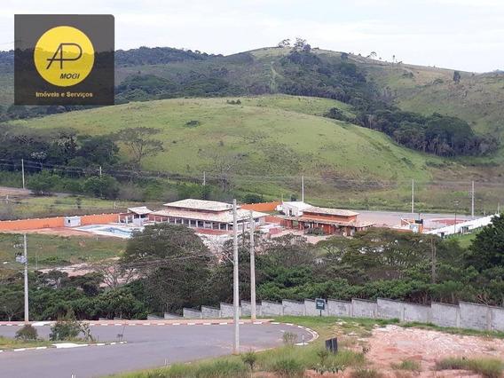 Terreno Residencial À Venda, Cézar De Souza, Mogi Das Cruzes. - Te0004