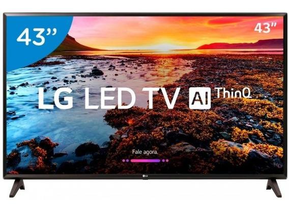 Smart Tv Led 43 Lg 43lk5750 Full Hd Wi-fi Hdr - Inteligênci