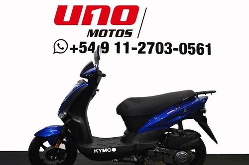 Kymco Agility 125 0km Unomotos