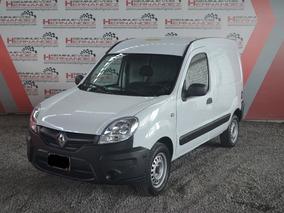 Renault Kangoo 2015 1.6 Aa Mt Express Blanco