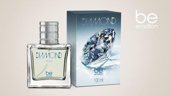 Perfume Be Emotion Diamond 100ml